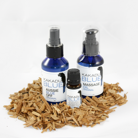 Gift Pack – Pure Oil + Massage oil + Blue Off